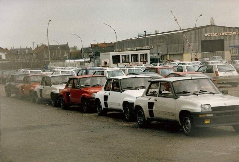 parking R5 T