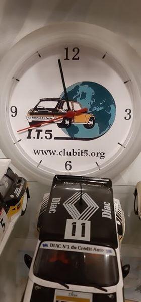 horloge faite par guillaume
